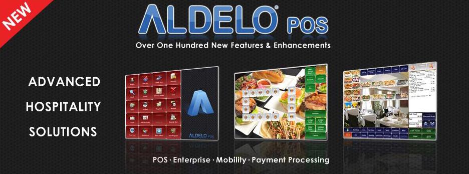 Aldelo POS for Restaurent software